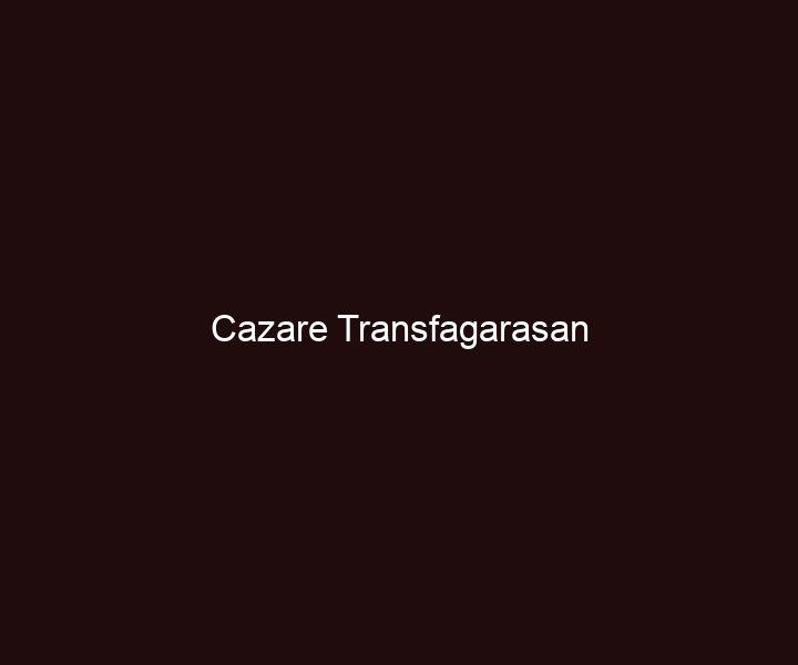 Cazare Transfagarasan