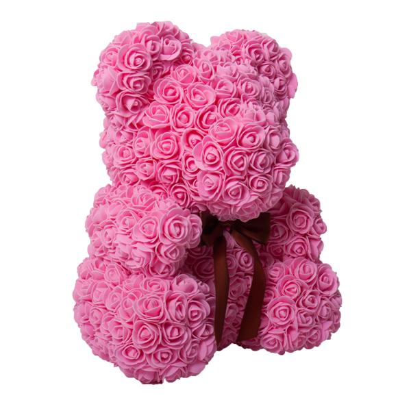 Ursuleti din flori